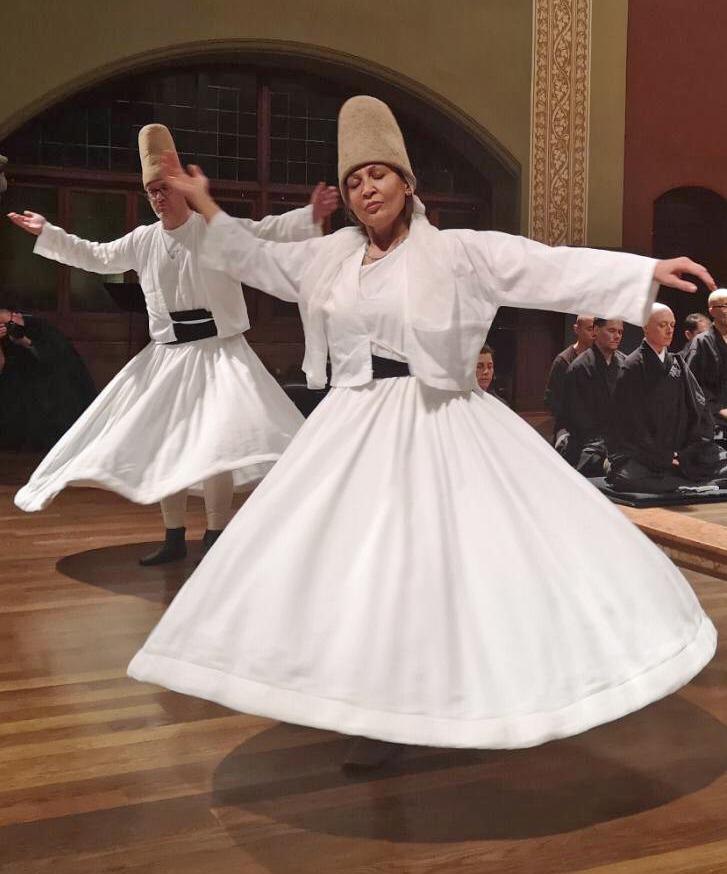 Sema Sufi Tanz